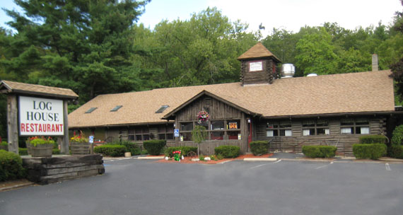 Welcome To The Log House Restaurant