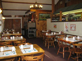Middle dining section
